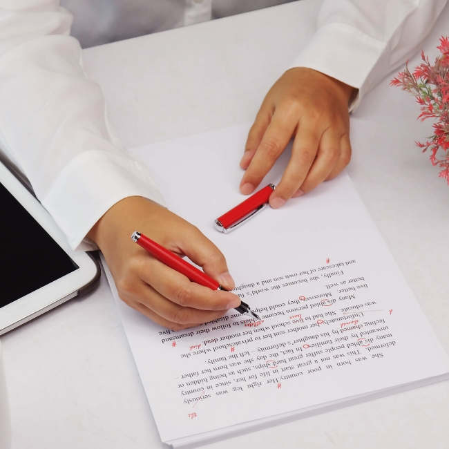 screenplay proofreading services